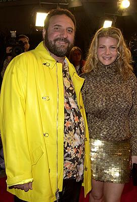 Joel Silver and Karyn Fields at the Westwood premiere of Warner Brothers' Exit Wounds