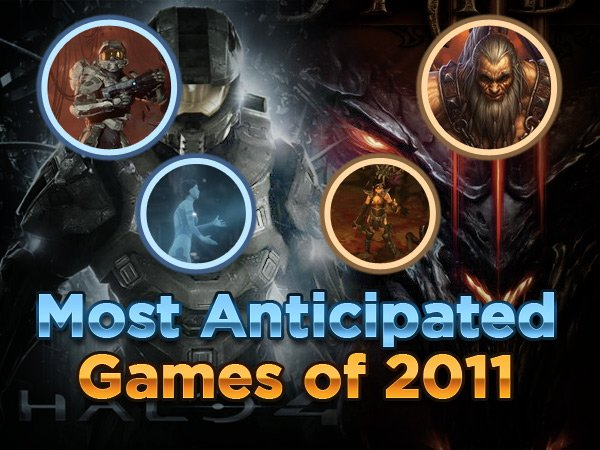 The Most Anticipated Games of 2012