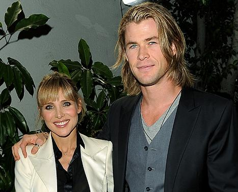 Chris Hemsworth and Elsa Pataky Expecting a Baby!