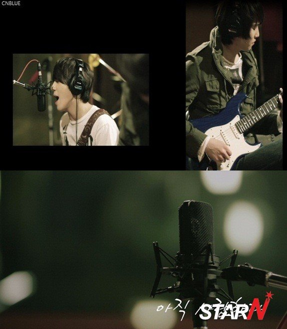 CN Blue's new song dominates in various music charts
