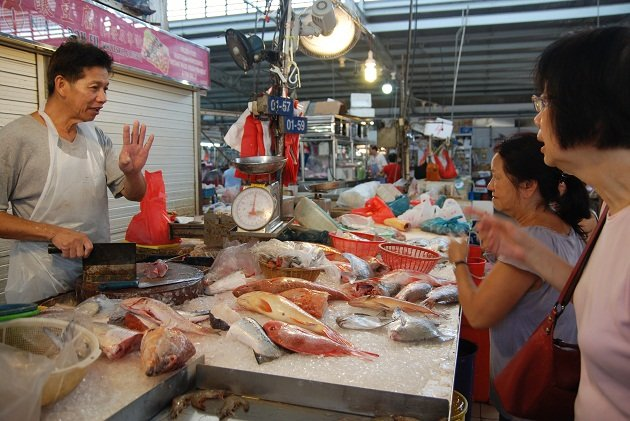 Wet Markets: A Love Affair