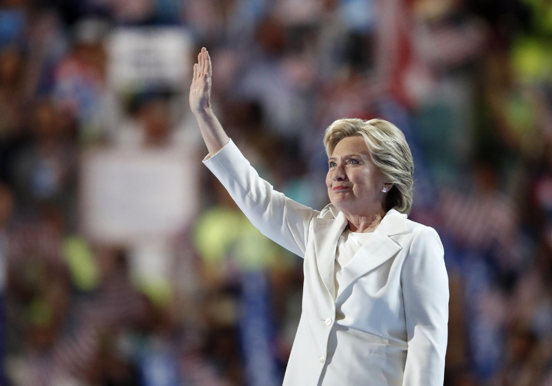 AP FACT CHECK: Misfires in Hillary Clinton's speech