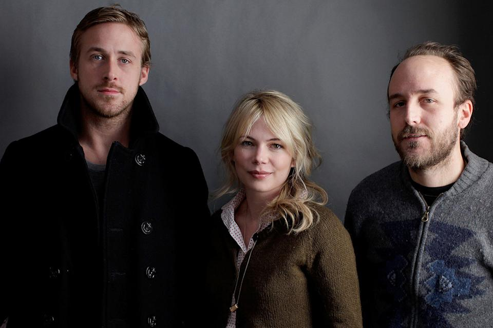 2010 Sundance Film Festival Portraits Ryan Gosling Michelle Williams Derek Cianfrance