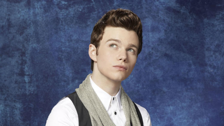 "Supporting Actor in a Comedy Series: Chris Colfer, ""Glee"""