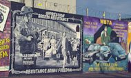 Belfast's Murals Tell Conflicting Stories