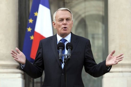 &lt;p&gt;French Prime Minister Jean-Marc Ayrault delivers a speech after the weekly cabinet meeting on September 28. France has unveiled action to plug a 37-billion-euro hole in its public finances with the toughest package of tax rises and spending cuts the country has known in an economic downturn.&lt;/p&gt;