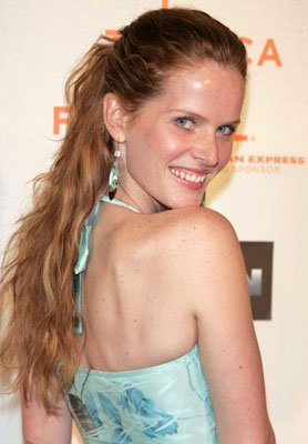 Rebecca Mader at the Tribeca Film Festival premiere of Warner Bros. Pictures' Poseidon New York, NY