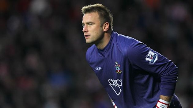 Southampton goalkeeper Artur Boruc (PA Photos)