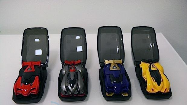 Anki Drive brings iOS videogame racing to real life for $199 handson