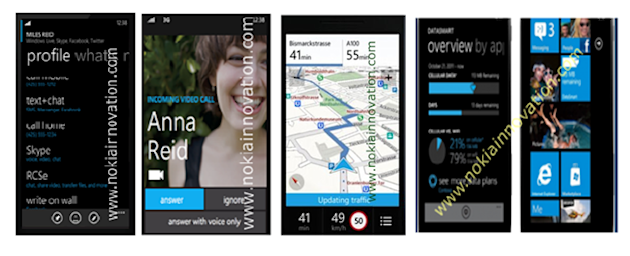 Leaked Windows Phone 8 images show Skype integration, new camera and more