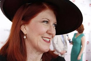 kate flannery at the kentucky derby 2012