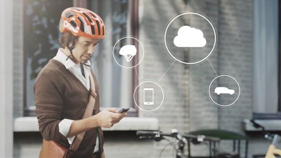 Volvo's smart idea for keeping cyclists safe