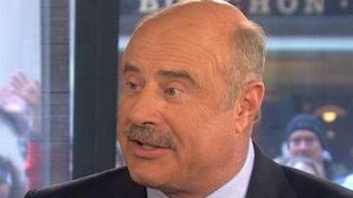 Dr. Phil: Petraeus Scandal 'Didn't Shock Me'