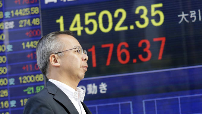 Asia stocks down on fears Fed may quicken tapering