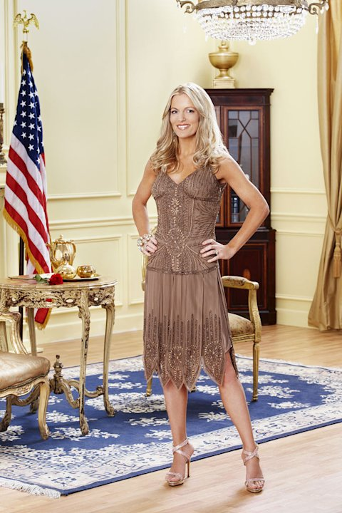 Catherine Ommanney in &quot;The Real Housewives of D.C.&quot; 