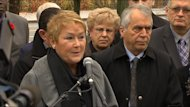 Pauline Marois said Wednesday her party wants Bill 1 passed before the holiday season.