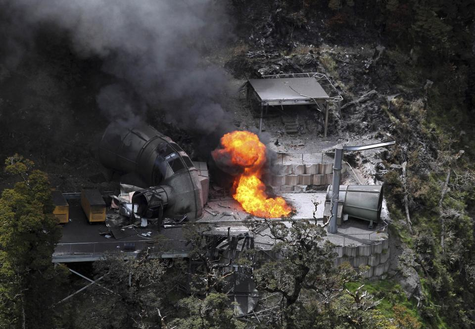 NZ judge orders compensation for 29 mining deaths