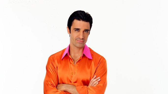 "Gilles Marini exploded onto the scene as Dante, Samantha's neighbor in the ""Sex and the City"" movie. Let's hope he makes the same kind of splash on Season 8 of ""Dancing with the Stars"""