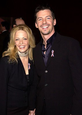 Sean Hayes and galpal