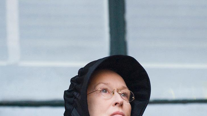 Doubt Production Stills Miramax Films Meryl Streep 2008