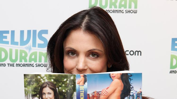 Bethenny Frankel Visits The Z100 Elvis Duran Morning Show