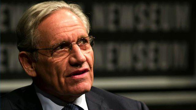 White House at war with legendary journalist Bob Woodward?