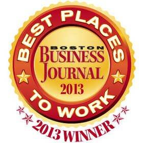 """Boston Business Journal Honors TriCore Solutions as a 2013 """"Best Places to Work"""" Winner"""