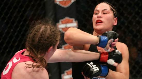 Jessica Eye Tested Positive for Cannabinoids at UFC 166, According to Texas Commission