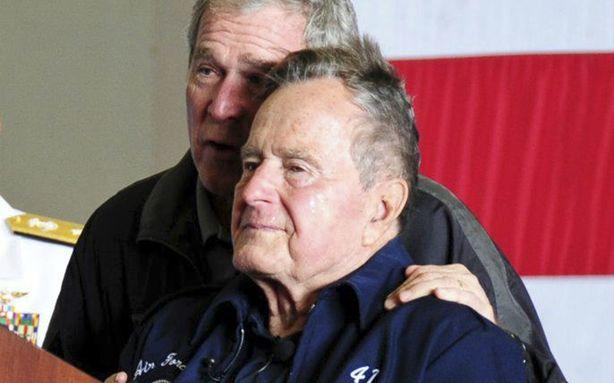George H.W. Bush's Mysterious Hospital Stay Is Apparently Over