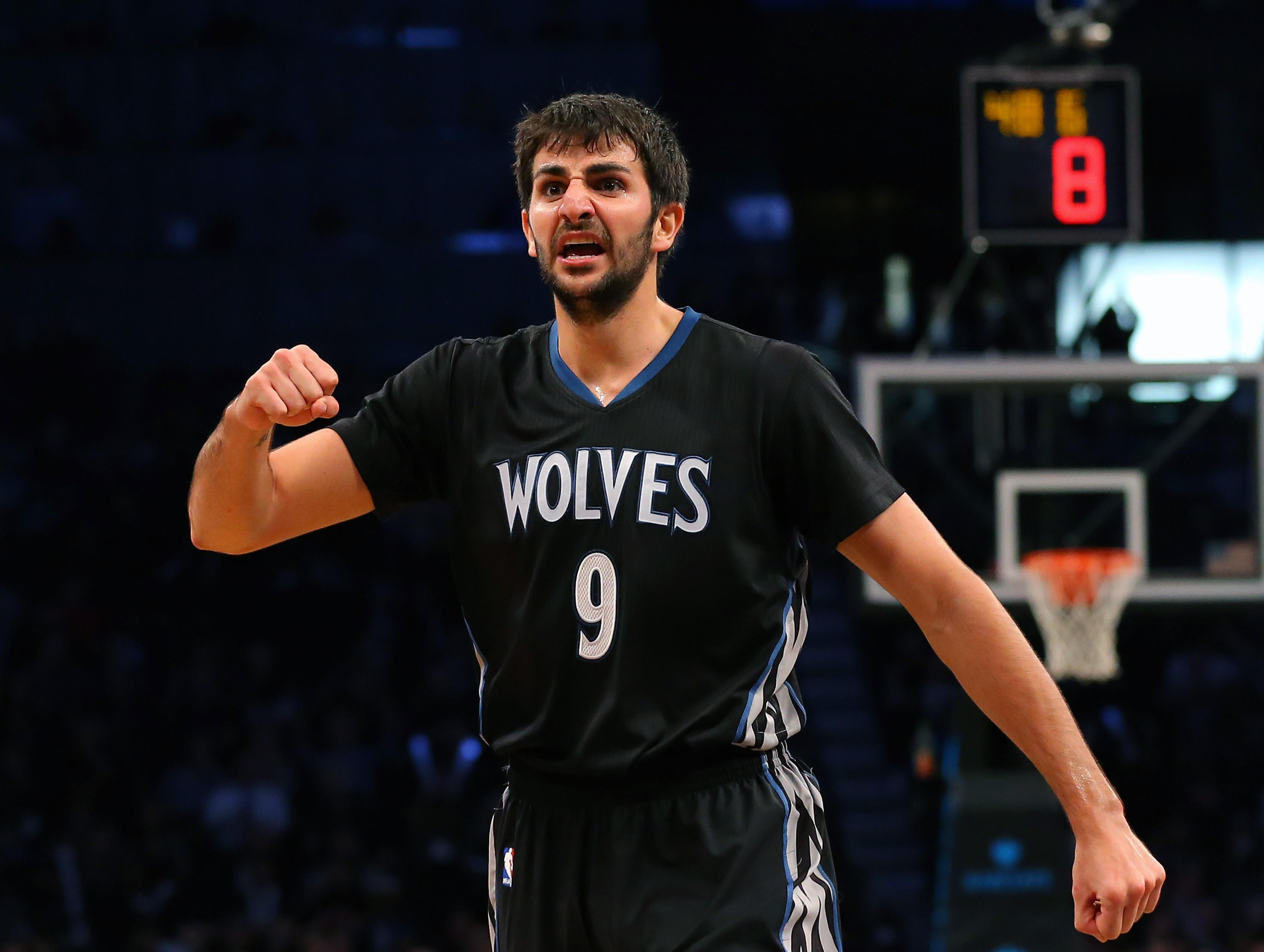 Ricky Rubio could return to Timberwolves in 2-3 weeks
