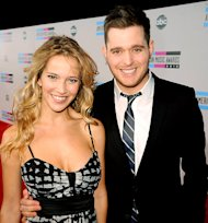 Michael Buble's Wife Luisana Lopilato Is Pregnant!