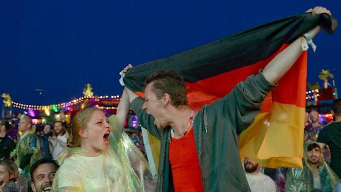Germany delighted, astonished by Brazil rout