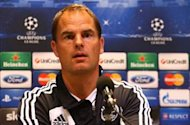 De Boer: Ajax deserved better against Dortmund