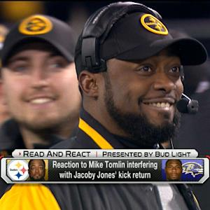 What can we make of Pittsburgh Steelers head coach Mike Tomlin's antics?