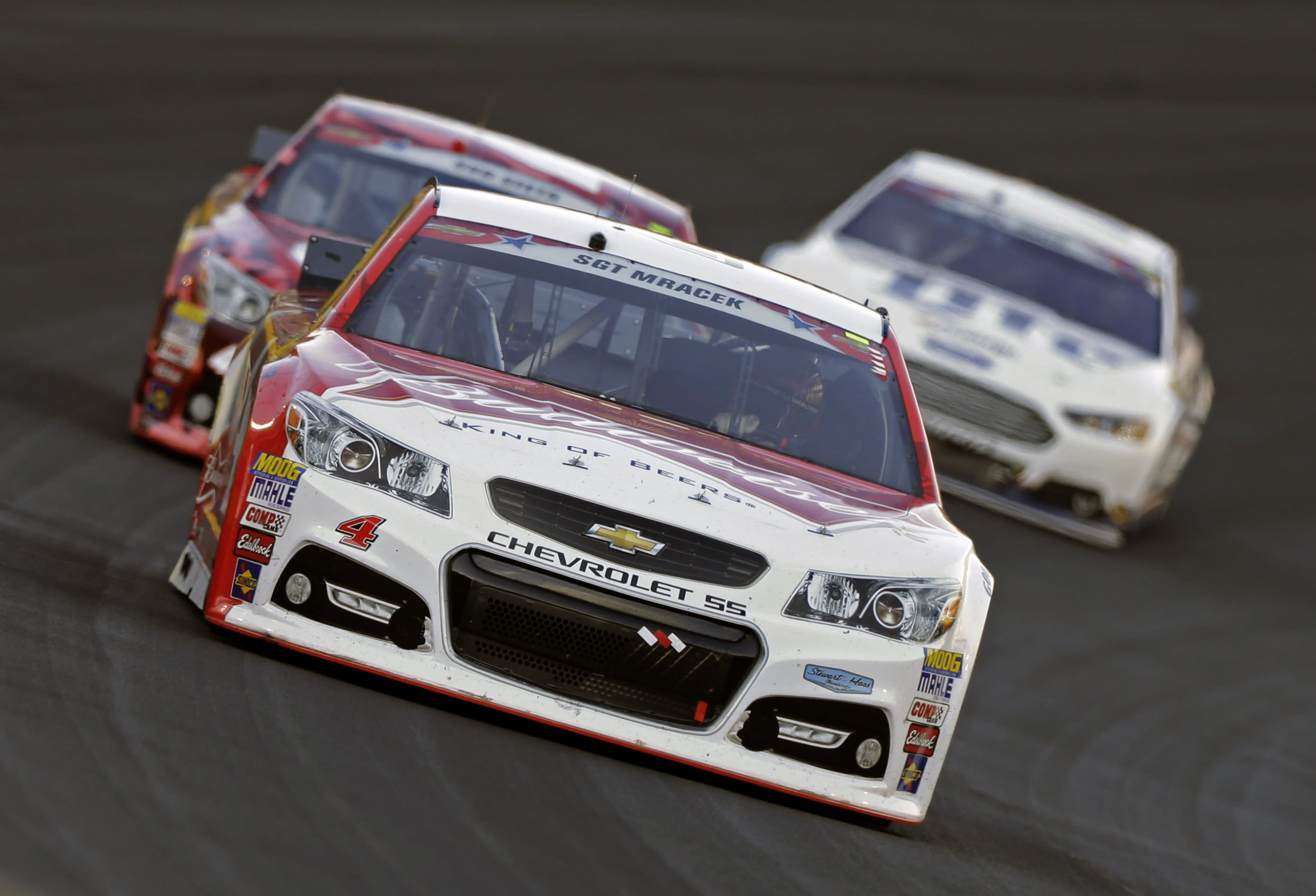 Power Rankings: Harvick takes the top spot back