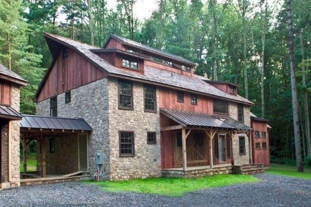 Can You Guess the Price of This Eco-Friendly New Hope Barn?