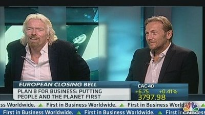 Branson: Businesses Vs Global Issues
