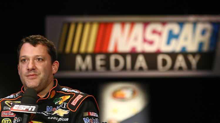 NASCAR: Daytona 500-Media Day