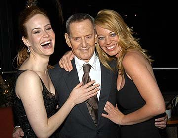 Sarah Paulson, Tony Randall and Jeri Ryan Down With Love Party Tribeca Film Festival, 5/6/2003