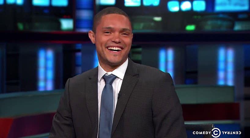 Trevor Noah Named To Lead Post-Jon Stewart 'Daily Show' – Update