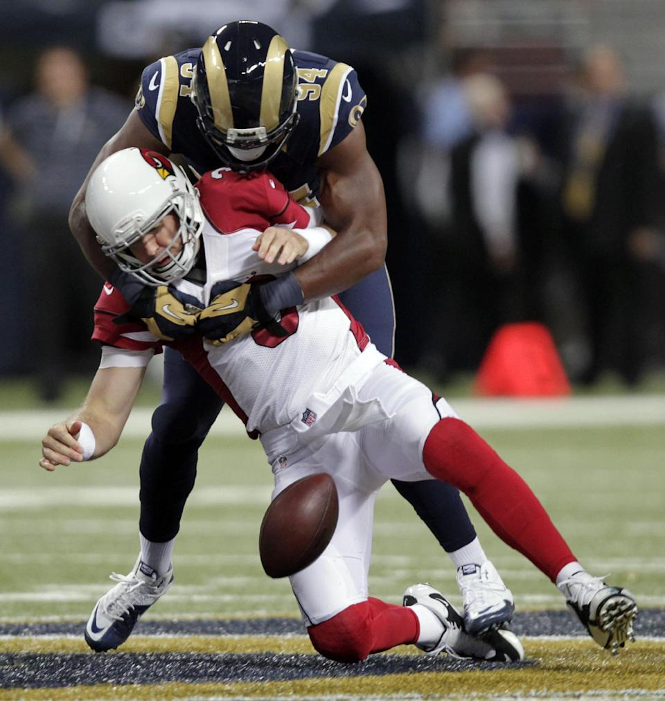 DE Robert Quinn off to a roaring start for Rams