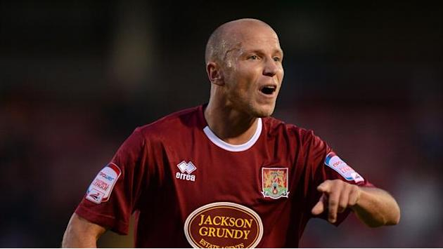League Two - Northampton's Guttridge out for three months