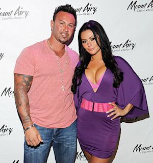 JWoww Is Pregnant, Expecting First Child With Fiance Roger Mathews