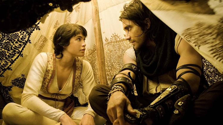 Prince of Persia the sands of time Walt Disney Pictures 2010 Gemma arterton Jake Gyllenhaal