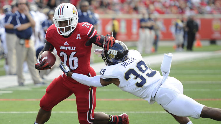 NCAA Football: Florida International at Louisville