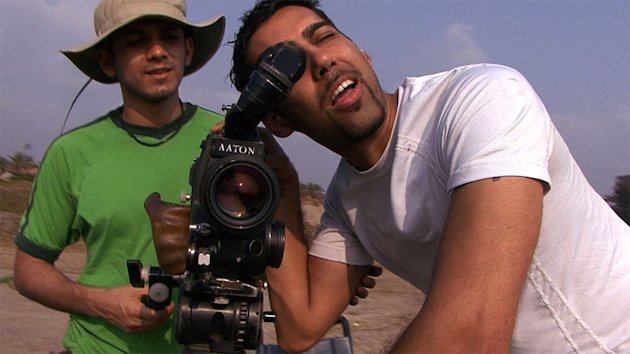 'When I Walk' filmmaker Jason DaSilva