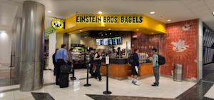 Einstein Bros.® Bagels Accelerates Non-Traditional Restaurant Growth With Thirty New Locations