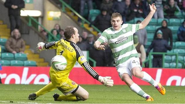 Scottish Premiership - Celtic extend advantage at the top