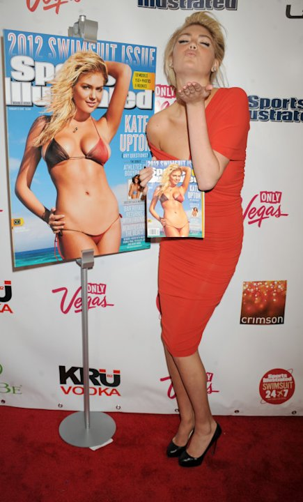 2012 Sports Illustrated Swimsuit Issue Launch Party - New York