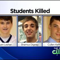 Community Mourns Loss Of 3 Bucks County Students Killed In Crash